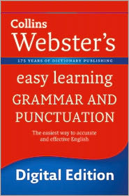 Suzanne Collins - Grammar and Punctuation (Collins Webster's Easy Learning)