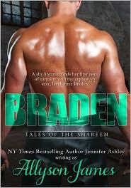 Jennifer Ashley Allyson James - Braden