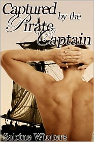 Sabine Winters - Captured by the Pirate Captain (Reluctant Gay Erotica)