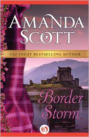 Amanda Scott - Border Storm