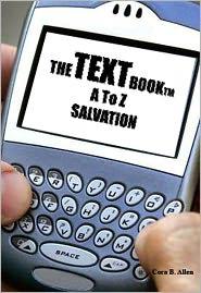 Cora Allen - THE TEXT BOOK A - Z SALVATION