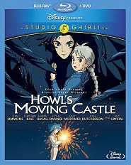 Hayao Miyazaki's Howl's Moving Castle on Blu-ray