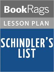 BookRags - Schindler's List Lesson Plans