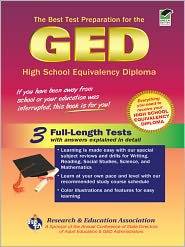J. Emmons, M. A. Kay, D. K. Klug, C. M. Mallek, Sandra A. Marona, L. W. Jackson S. Cameron - GED (REA) - the Best Test Preparation for the GED