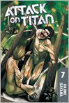 Book Cover Image. Title: Attack on Titan 7, Author: by Hajime Isayama