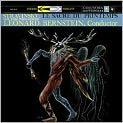 CD Cover Image. Title: Stravinsky: Le Sacre du Printemps, Artist: Leonard Bernstein