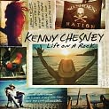 CD Cover Image. Title: Life on a Rock, Artist: Kenny Chesney