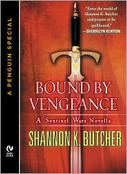 Shannon K. Butcher - BOUND BY VENGEANCE