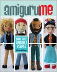 Book Cover Image. Title: AmiguruME:  Make Cute Crochet People, Author: by Allison Hoffman