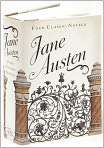 Book Cover Image. Title: Jane Austen:  Four Classic Novels, Author: by Jane Austen,�Jane Austen