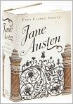 Book Cover Image. Title: Jane Austen:  Four Classic Novels, Author: by Jane Austen,�Jane Austen