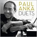 CD Cover Image. Title: Duets, Artist: Paul Anka