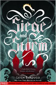 Leigh Bardugo - Siege and Storm: Chapters 1-5