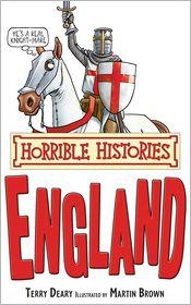 Terry Deary - England