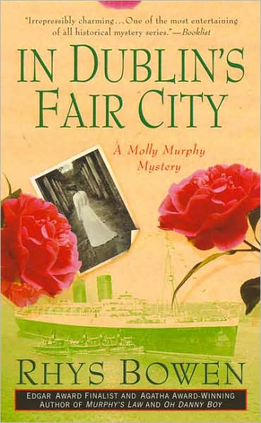In Dublin's Fair City a Molly Murphy Mystery by Rhys Bowen