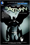 Batman Vol. 2 by Scott Snyder: Book Cover