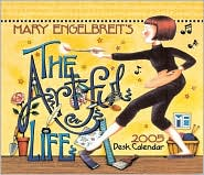 2005 Mary Engelbreit's The Artful Life Desk Calendar