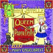 2006 Mary Engelbreit Paper Dolls Wall Calendar