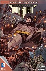 Jason Masters Joe Harris - Legends of the Dark Knight #20 (2012- ) (NOOK Comics with Zoom View)