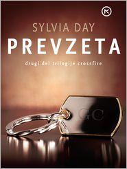 Sylvia Day - Prevzeta