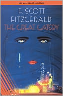 The Great Gatsby by F. Scott Fitzgerald: Book Cover