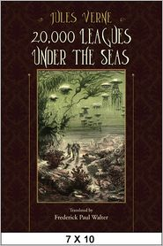 Frederick Paul Walter Jules Verne - 20,000 Leagues Under the Seas