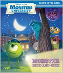 Monster Hide-and-Seek (Disney/Pixar Monsters University) by RH Disney: Book Cover