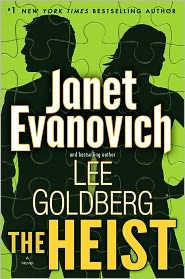The Heist by Janet Evanovich, Goldberg Lee (Hardcover)