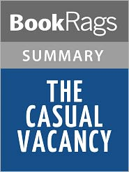 BookRags - The Casual Vacancy by J. K. Rowling l Summary & Study Guide