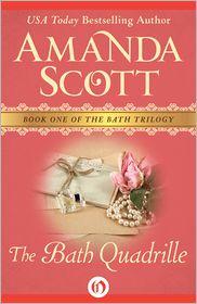 Amanda Scott - The Bath Quadrille