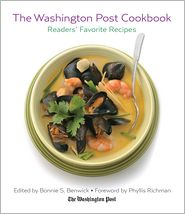 Washington Post Cookbook (Hardcover)