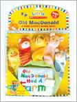 Book Cover Image. Title: Old Macdonald:  A Hand-Puppet Board Book (Little Scholastic Series), Author: by Scholastic