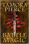 Book Cover Image. Title: Battle Magic, Author: by Tamora Pierce