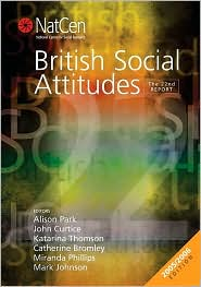 British Social Attitudes: The 22nd Repo...