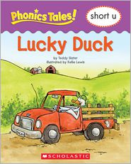 Liza Charlesworth - Phonics Tales: Lucky Duck (Short U)