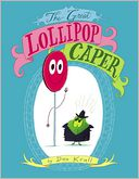The Great Lollipop Caper by Dan Krall: Book Cover