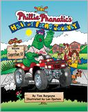 The Phillie Phanatic's Hall of Fame Journey Children's Book by Tom Burgoyne: Book Cover