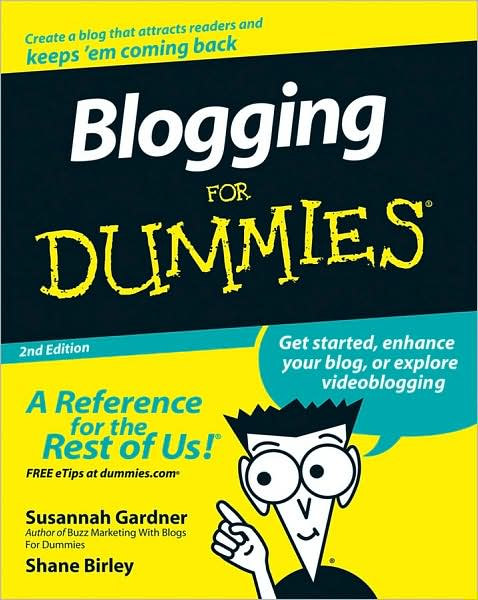 Blogging For Dummies 2nd Ed~tqw~_darksiderg preview 0