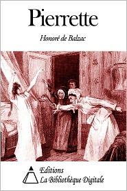 Honore de Balzac - Pierrette
