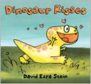 Dinosaur Kisses by David Ezra Stein: Book Cover