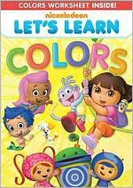 LET'S LEARN: COLORS on DVD