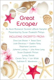 Johanna Lindsey, Jude Deveraux, Susan Elizabeth Phillips, Kathleen E. Woodiwiss, Stephanie Laurens, Lynsay Sand Dixie Lee Brown - Great Escapes: An Avon Summer eBook Sampler