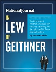Michael Hirsh - In Lew of Geithner