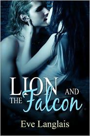 Eve Langlais - Lion and the Falcon (Furry United Coalition, #4)