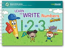 LeapFrog LeapReader Book: Learn to Write Numbers with Mr. Pencil: Product Image