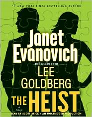 The Heist - Janet Evanovich - Audio Compact Disc - Unabridged