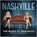 CD Cover Image. Title: The Music of Nashville: Season 1, Vol. 2