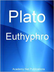 Plato - Plato: Euthyphro