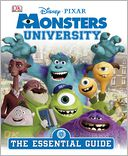 Monsters University by Dorling Kindersley Publishing Staff: Book Cover