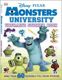 Ultimate Sticker Book by Dorling Kindersley Publishing Staff: Book Cover